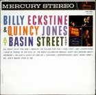 BILLY ECKSTINE At Basin St. East album cover