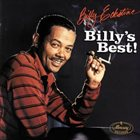 BILLY ECKSTINE Billy's Best! album cover