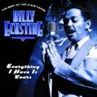 BILLY ECKSTINE Everything I Have Is Yours: The Best of the M-G-M Years album cover