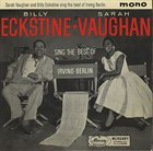 BILLY ECKSTINE Sing the Best of Irving Berlin album cover