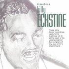 BILLY ECKSTINE Timeless album cover