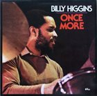 BILLY HIGGINS Once More album cover