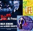 BILLY JENKINS Blues Bonanza album cover