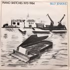 BILLY JENKINS Piano Sketches 1973-1984 album cover