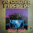BILLY MAY 20 Golden Pieces Of Bill May album cover