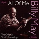 BILLY MAY All Of Me album cover