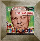 BILLY MAY Big Band Bash album cover
