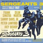 BILLY MAY Sergeants 3 (Music From The Motion Picture Score) album cover