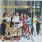 BILLY MAY The Girls And Boys Of Broadway album cover