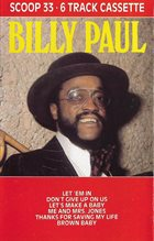 BILLY PAUL Billy Paul album cover