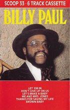 BILLY PAUL Billy Paul album cover