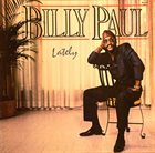 BILLY PAUL Lately album cover