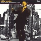 BILLY PORTER At the Corner of Broadway + Soul album cover