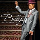 BILLY PORTER Billy's Back on Broadway album cover
