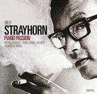 BILLY STRAYHORN Piano Passion album cover