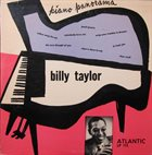 BILLY TAYLOR Piano Panorama album cover