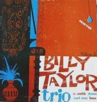 BILLY TAYLOR Billy Taylor Trio ‎, Volume 2 album cover