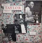 BILLY TAYLOR Billy Taylor Trio Vol. 1 album cover