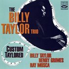 BILLY TAYLOR Custom Taylored album cover