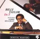 BILLY TAYLOR Dr. T album cover