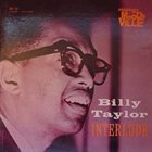 BILLY TAYLOR Interlude album cover