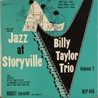 BILLY TAYLOR Jazz At Storyville Volume 2 album cover