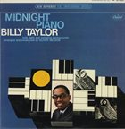 BILLY TAYLOR Midnight Piano album cover