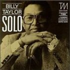 BILLY TAYLOR Solo album cover