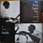 BILLY TAYLOR The Billy Taylor Trio with Candido album cover