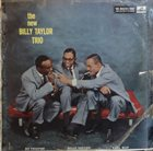 BILLY TAYLOR The New Billy Taylor Trio album cover