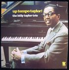 BILLY TAYLOR Up-Tempo Taylor album cover