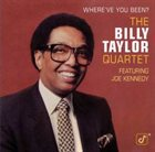 BILLY TAYLOR Where've You Been album cover