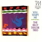 BILLY TAYLOR You Tempt Me album cover