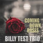 BILLY TEST Coming Down Roses album cover