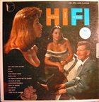 BILLY TIPTON Billy Tipton Plays Hi-Fi On Piano album cover
