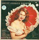 BILLY TIPTON The Billy Tipton Trio : Sweet Georgia Brown album cover