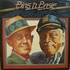 BING CROSBY Bing 'n' Basie album cover