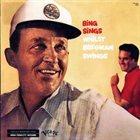 BING CROSBY Bing Sings Whilst Bregman Swings album cover