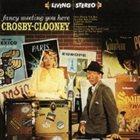 BING CROSBY Fancy Meeting You Here album cover