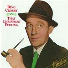 BING CROSBY That Christmas Feeling album cover