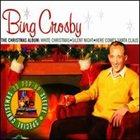 BING CROSBY The Christmas Album album cover