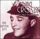BING CROSBY The Rhythm Boy album cover