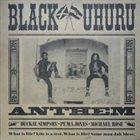 BLACK UHURU Anthem album cover