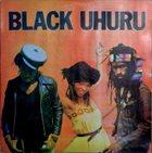BLACK UHURU Red album cover