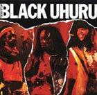 BLACK UHURU Tear It Up - Live album cover