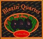 BLAZIN' QUARTET Jalkan Bazz album cover