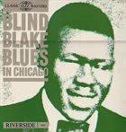 BLIND BLAKE Blues In Chicago album cover