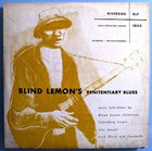 BLIND LEMON JEFFERSON Blind Lemon Jefferson album cover