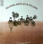 BLOOD SWEAT & TEARS Blood, Sweat & Tears Album Cover