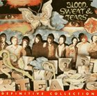 BLOOD SWEAT & TEARS Definitive Collection album cover